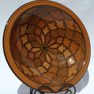 Le Souk Ceramique-honey Design Utensil / Wine Holder