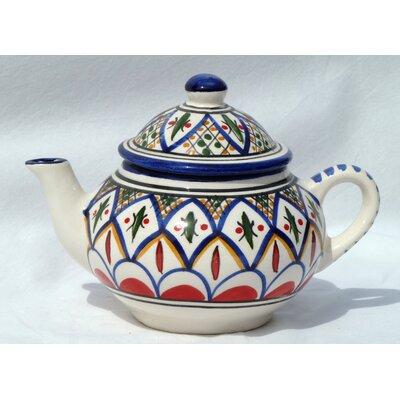 Le Souk Ceramique Tabarka Design Teapot