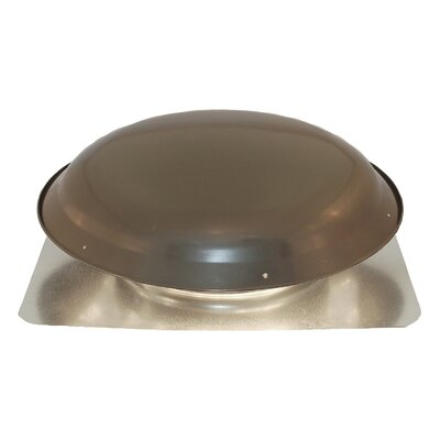 Cool Attic 1080 CMF Power Roof Vent with Gray Dome at Sears.com