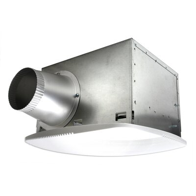 NuVent 50 CFM Low Sone Bathroom Fan