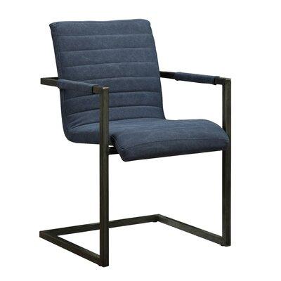 Barrigan Armchair Finish: Blue