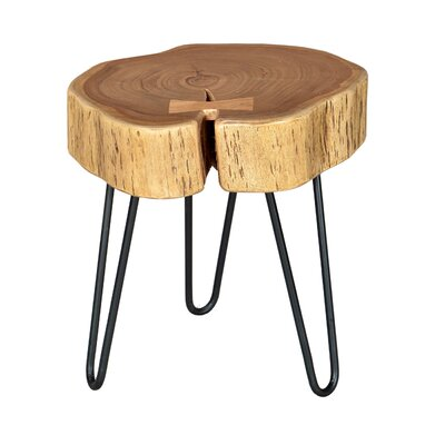 Shirl End Table