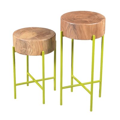 Laverty End Table (Set of 2)