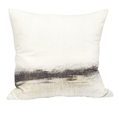 Albano Fog Cotton Floor Pillow
