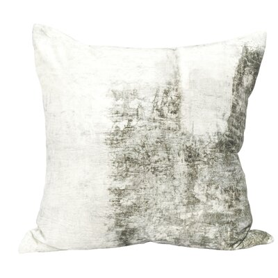 Abstract Cotton Floor Pillow