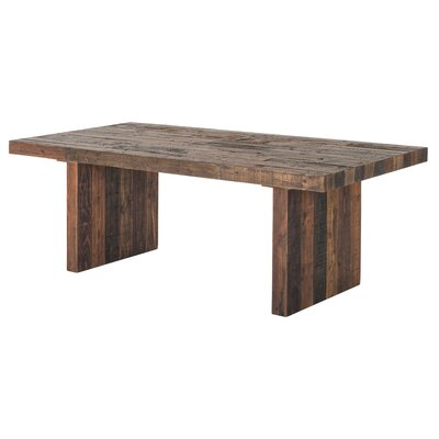 Pico Rivera Dining Table Size: 30 H x 39.5 W x 83 L