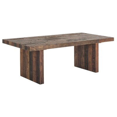 Pico Rivera Dining Table Size: 30 H x 35 W x 63 L