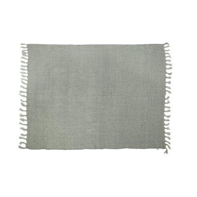 Feingold Linen Throw Color: Light Gray