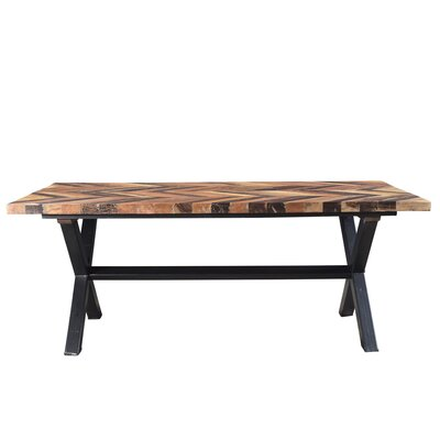 Fossil Mountain Dining Table