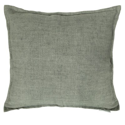 Rory Lemmy Linen Throw Pillow Color: Light Gray