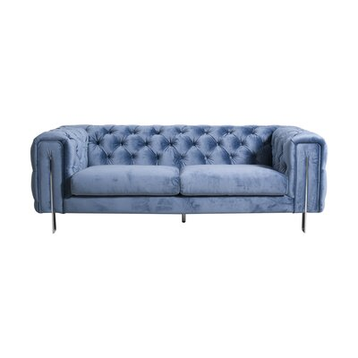 Moonsu Standard Sofa Upholstery: Light Gray