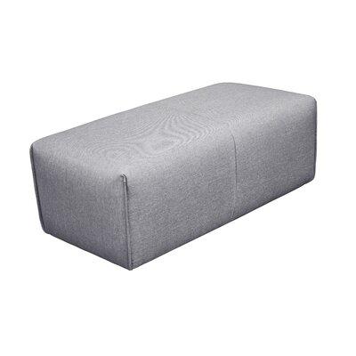 Rembert Ottoman Upholstery: Gray