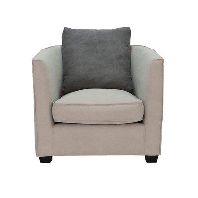 Kaja Armchair Upholstery: Cappuccino