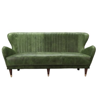 Kait Leather Sofa