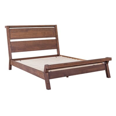 Ansari Queen Panel Bed