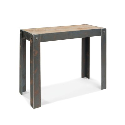 Cheap Moe's Home Collection Bolt Console Table in Distressed Natural (QHC1071)