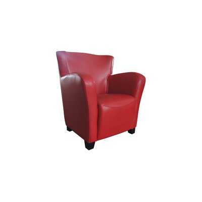 Bicast Leather Chair