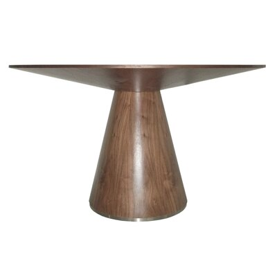 Otago Dining Table Finish: Walnut
