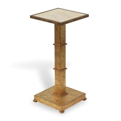 Blake End Table Finish: Gold