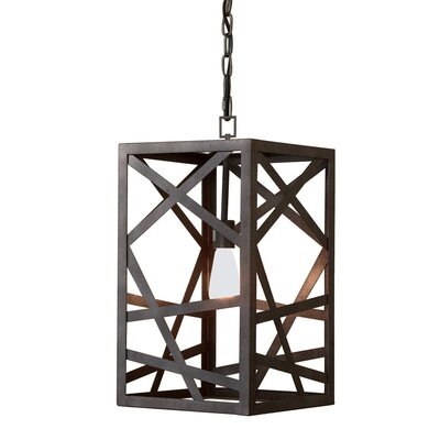 Roscoe 1-Light Foyer Pendant