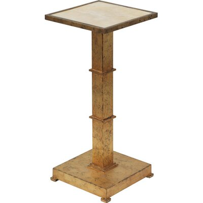Blake End Table Color: Gold