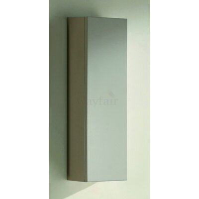 Barros 10 x 28 Surface Mount Medicine Cabinet Finish: High Gloss Sand