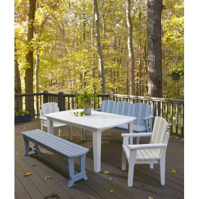 Carolina Preserves Dining Table 8 Product Image