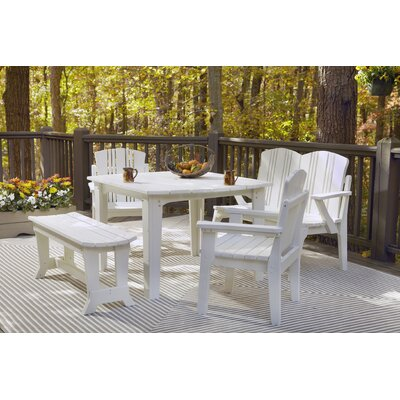 """Uwharrie Carolina Preserves Dining Table - Table Size: 85"""", Finish: Coffee Wash at Sears.com"""