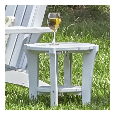 Jarrett Bay Carolina Flare Side Table