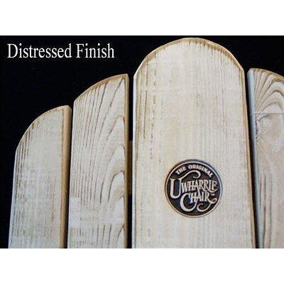 Uwharrie Nantucket Rocking Chair - Finish: B.T. Mauve (Distressed)