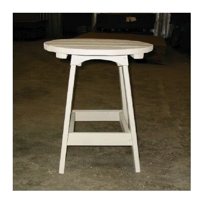 Uwharrie Original Round Side Table - Color: Lime (Distressed) at Sears.com