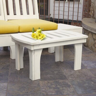 Westport Cocktail Table Finish: Sunshine yellow