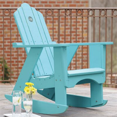 Uwharrie Original Rocking Chair - Finish: White (Distressed)