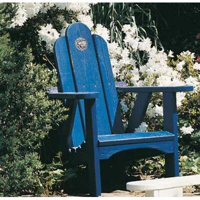 Uwharrie Original Kid's Adirondack Chair - Finish: Apple Green Wash