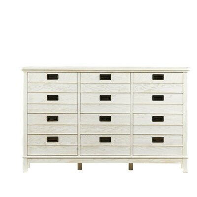 Resort Cape Comber 12 Drawer Dresser
