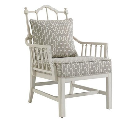 Charleston Regency Arm Chair