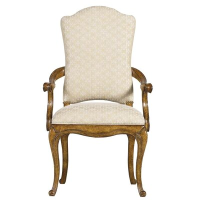 Arrondissement Arm Chair Finish: Sunlight Anigre