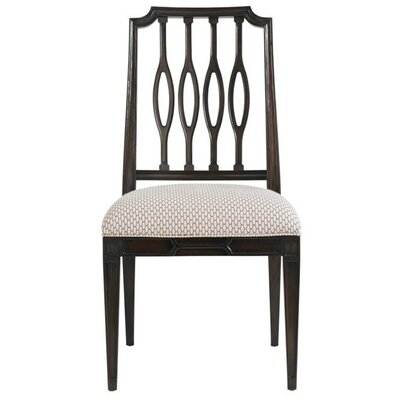 Charleston Regency Side Chair Side Chair Finish: Classic Mahogany