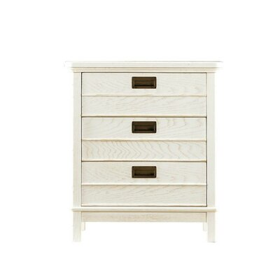 Resort Cape Comber 3 Drawer Nightstand