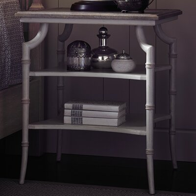 Preserve-Saybrook End Table Finish: Orchid