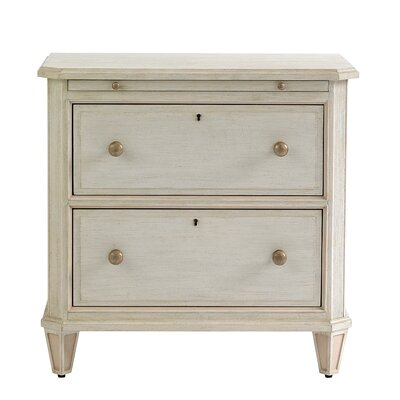 Preserve Laurel 2 Drawer Nightstand
