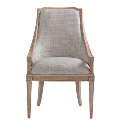 Preserve Arm Chair Finish: Rose