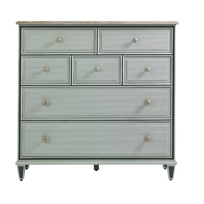 Preserve 7 Drawer Chest Color: Lamb Ear