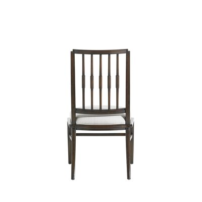 Crestaire Savoy Side Chair Finish: Porter