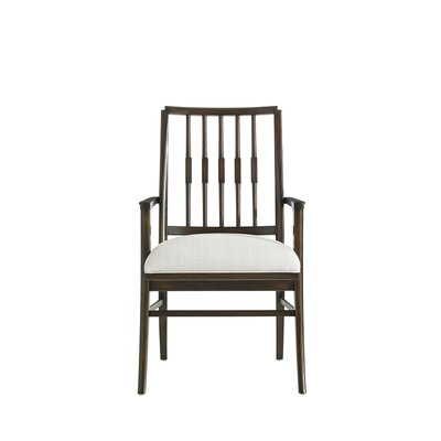 Crestaire Savoy Armchair Finish: Porter
