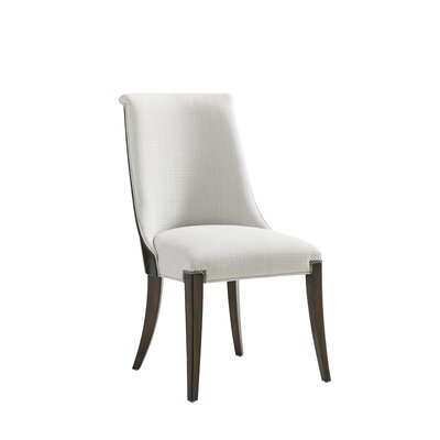 Crestaire Presley Side Chair Side Chair Color: Porter