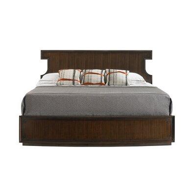 Crestaire Platform Bed Finish: Porter, Size: King