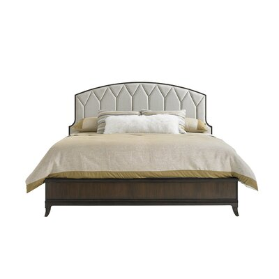 Crestaire Platform Bed Finish: Porter, Size: King
