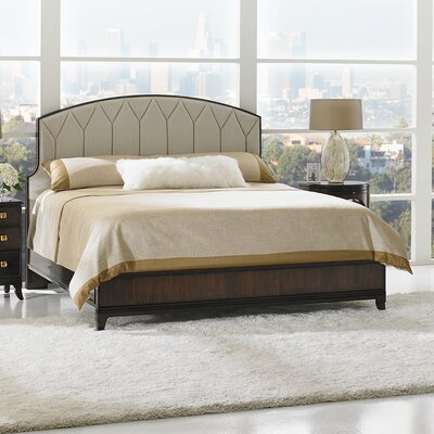 Crestaire Upholstered Platform Bed