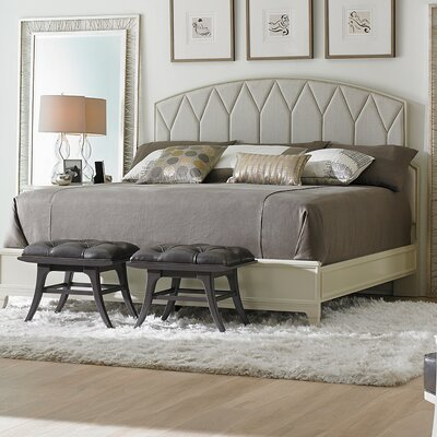 Crestaire Platform Bed Size: Queen, Finish: Capiz